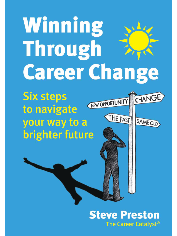 winning through career change